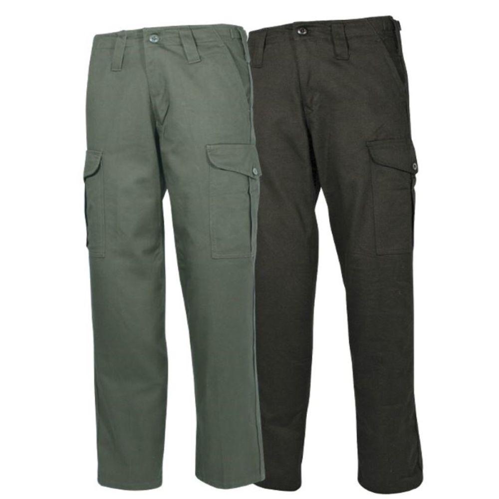 Heavyweight Combat Trousers