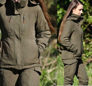 Ladies Hunting Clothing
