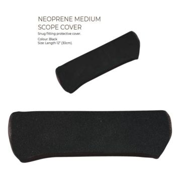 Neoprene Rifle Sight Scope Cover