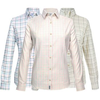 Ladies Countryman Check Shooting and Country Shirts