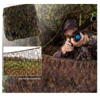Jack Pyke Stealth Camouflage Netting, 2 Layer / 3D Effect