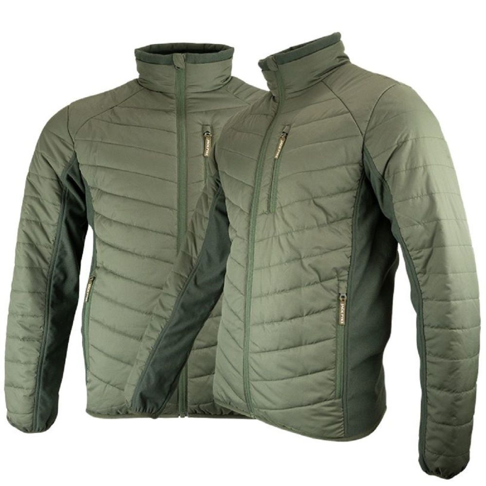 The Jack Pyke Hybrid Thermal Insulated Jacket