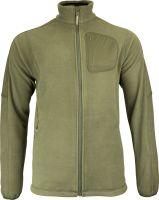 Weardale Country Fleece Jacket, Green. NEW
