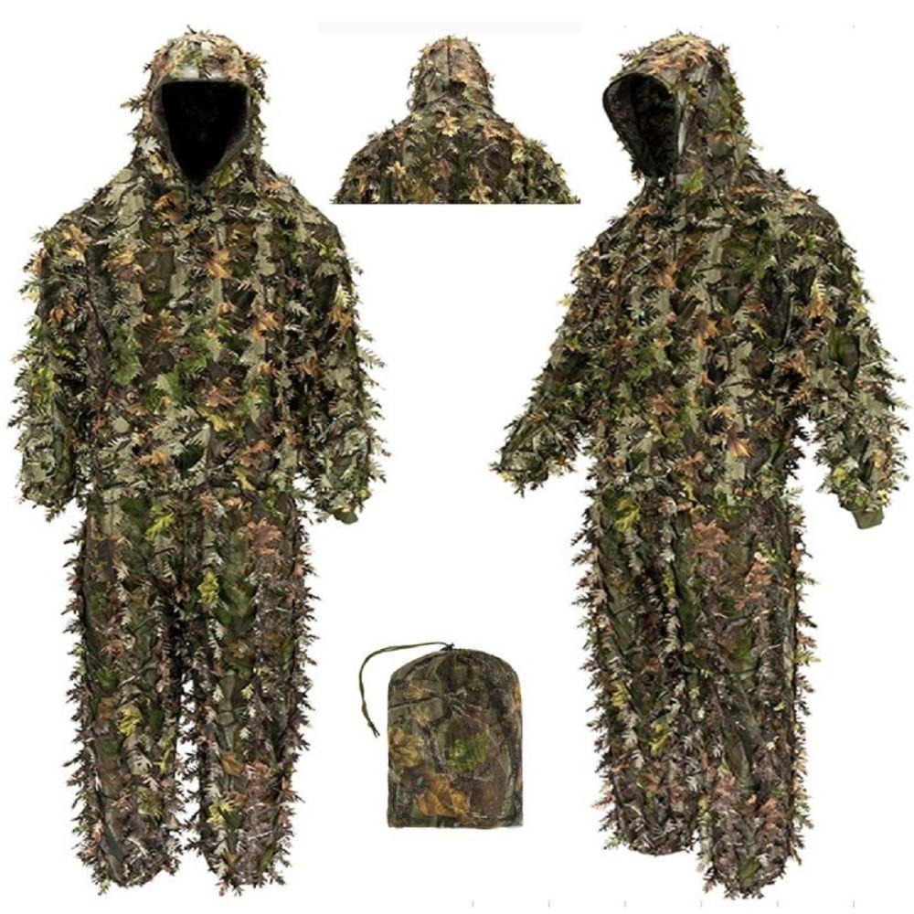 Jack Pyke LLCS 3D Concealment Suit
