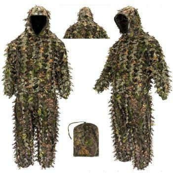 Jack Pyke Leafy LLCS 3D Concealment Suit