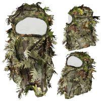 3D Balaclava Light leaf concealment system