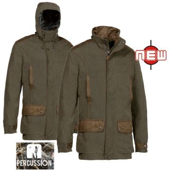 Marly Hunting Shooting Jacket, New Improved