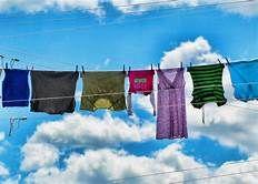 Laundry, fresh, & clean