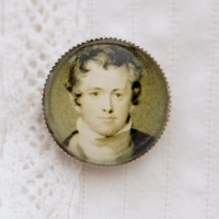 Humphrey Davy brooch