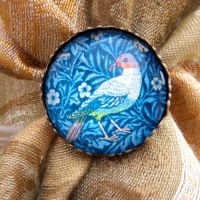 William Morris 'Bird' ring