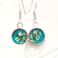 William Morris Blackthorn earrings
