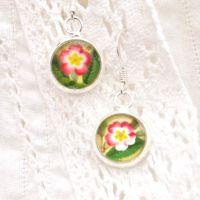 Mughal primrose earrings
