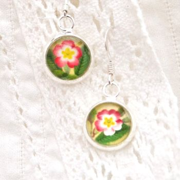 Mughal primrose earrings