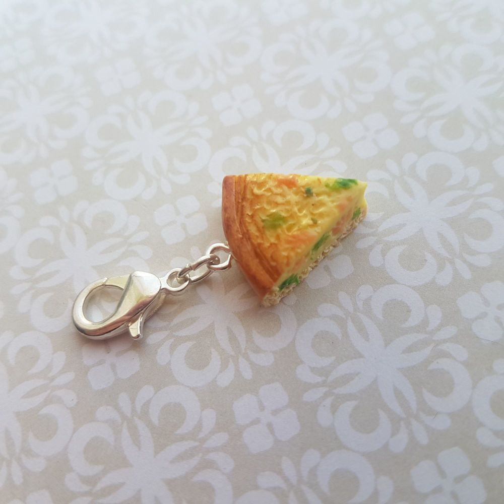 Quiche Stitch Marker