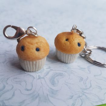 Polymer Clay Muffin