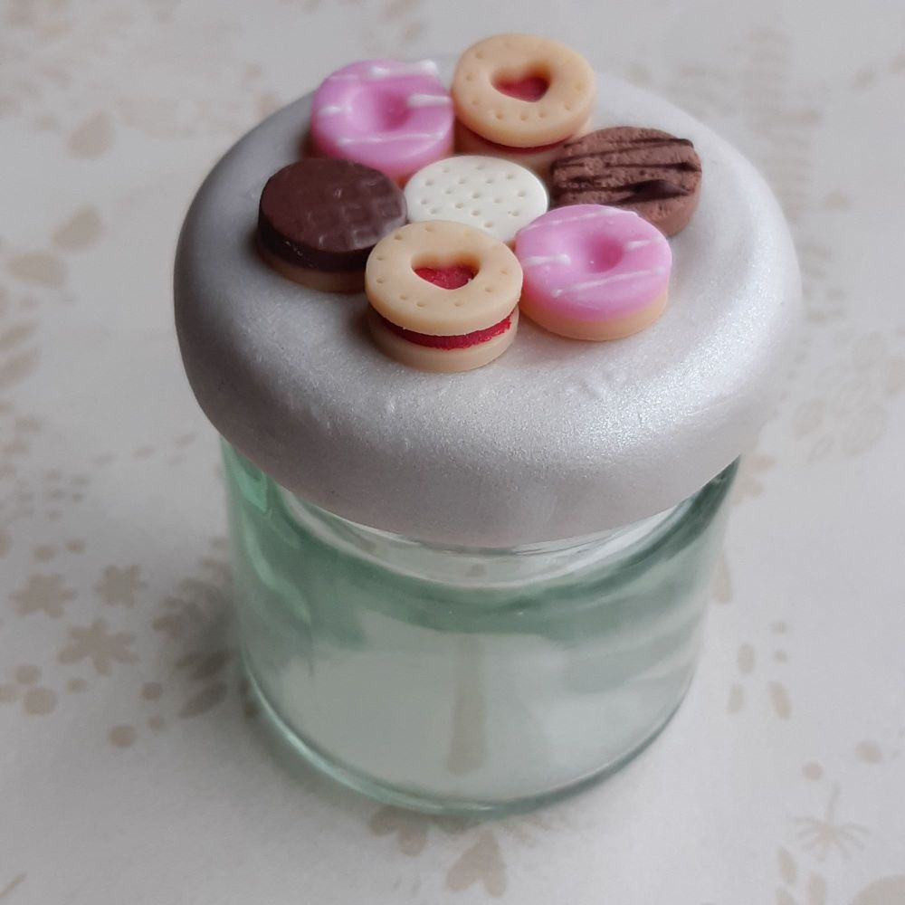 Trinket Jar (White)