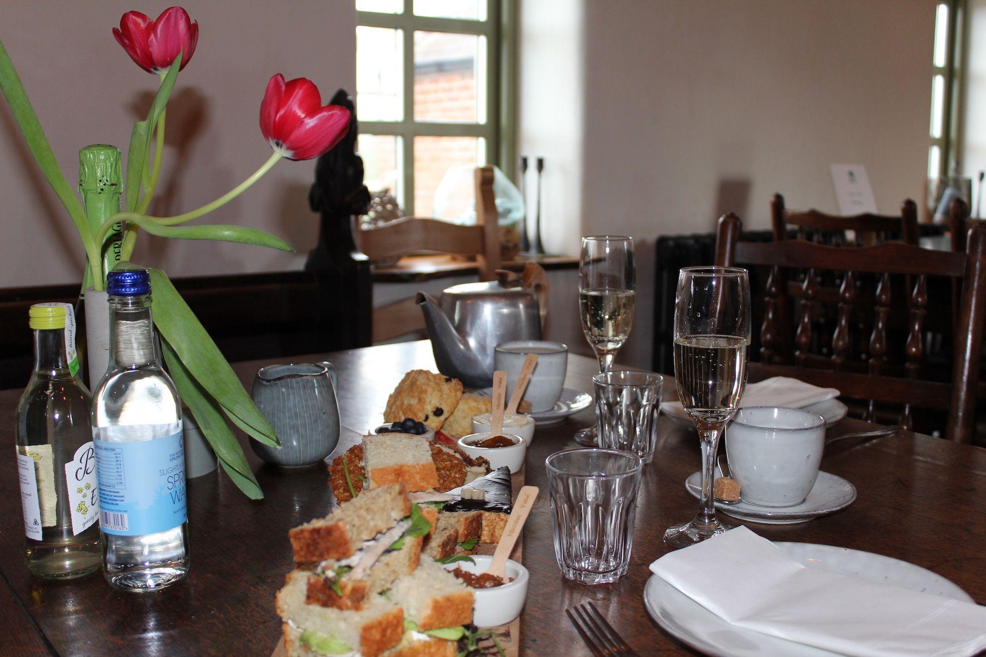AAfternoon Tea at Oakley Grange