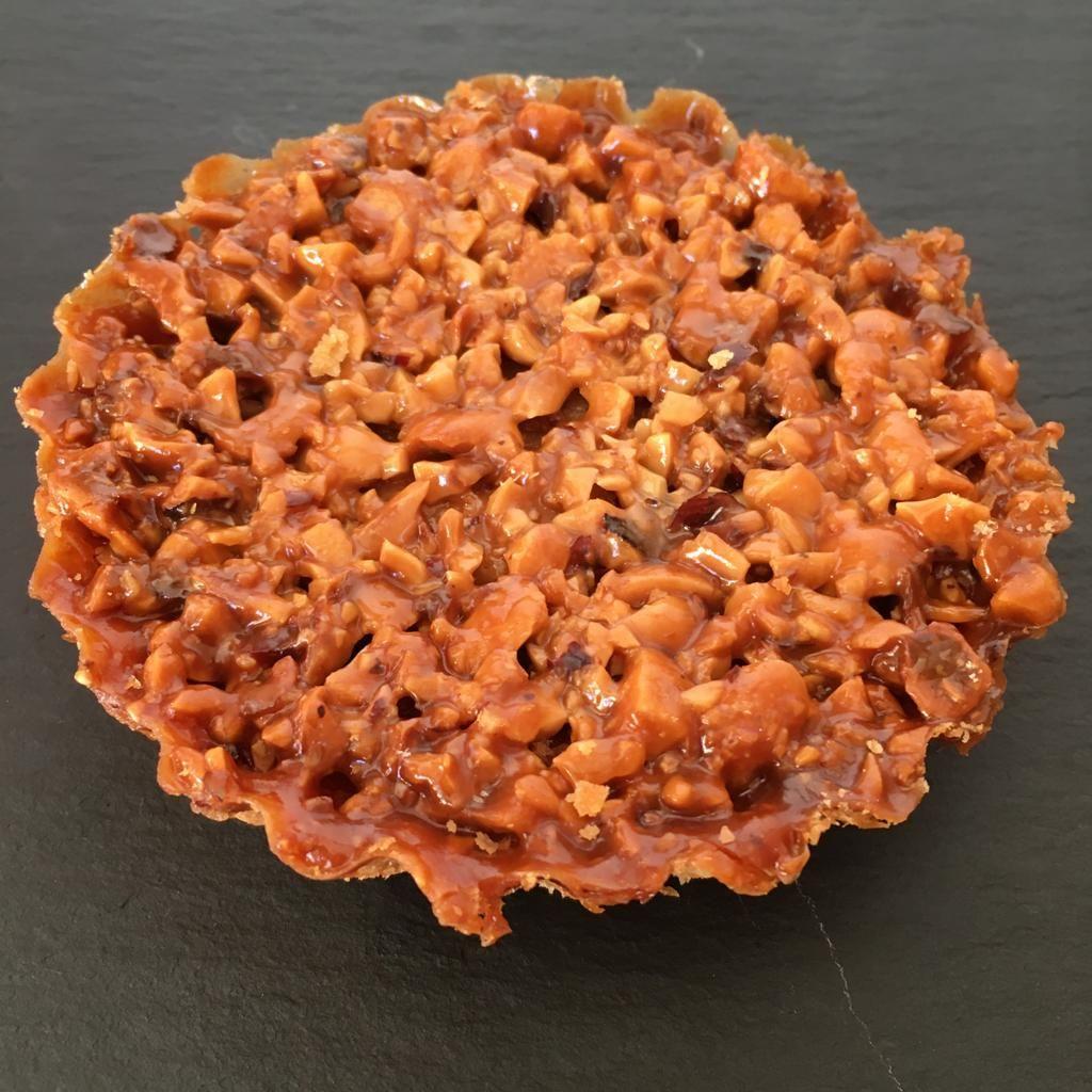Hazelnut & Almond Tart