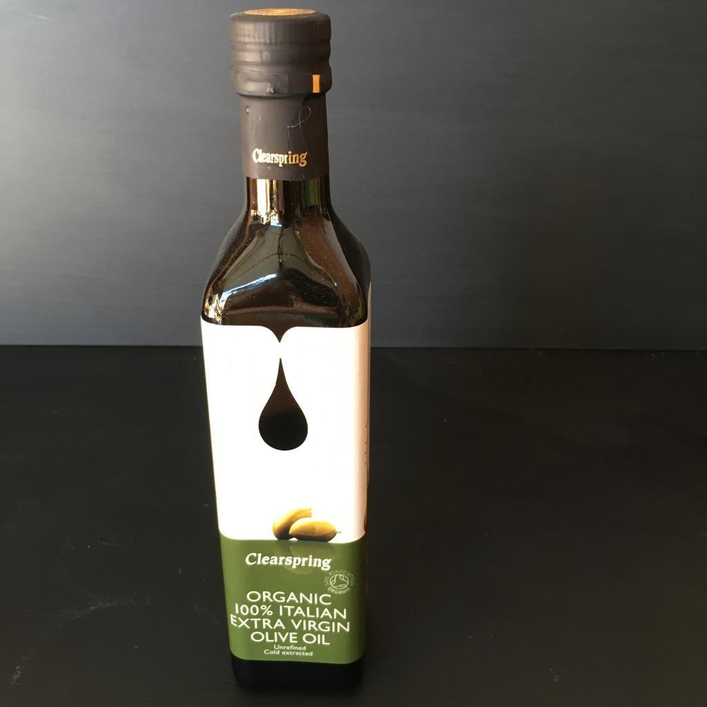 Organic Italian Extra Virgin Olive Oil