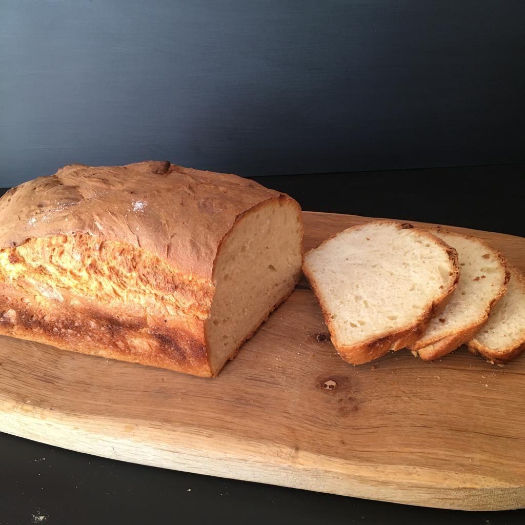 White Loaf organic?