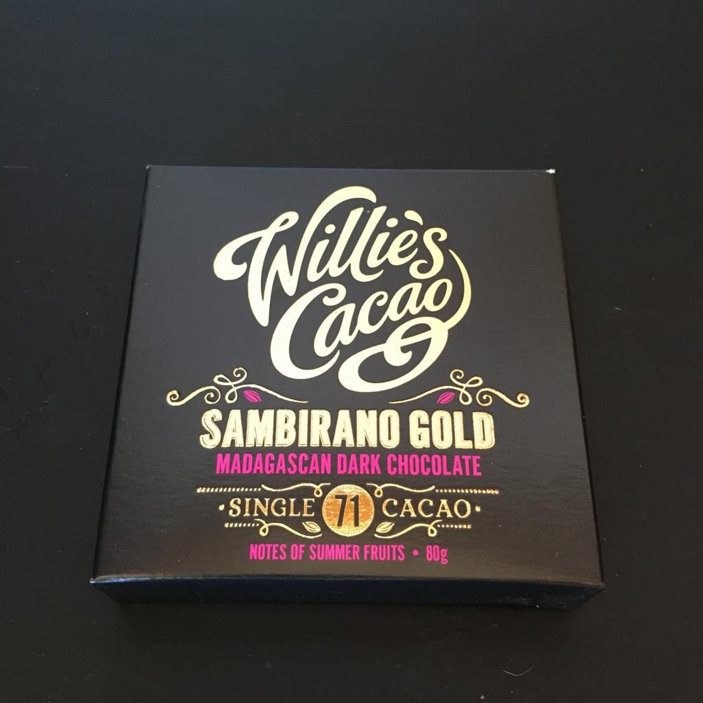 Willie's Cacao Dark Chocolate