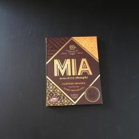 Chocolates - MIA Dark Chocolate with Candied Orange