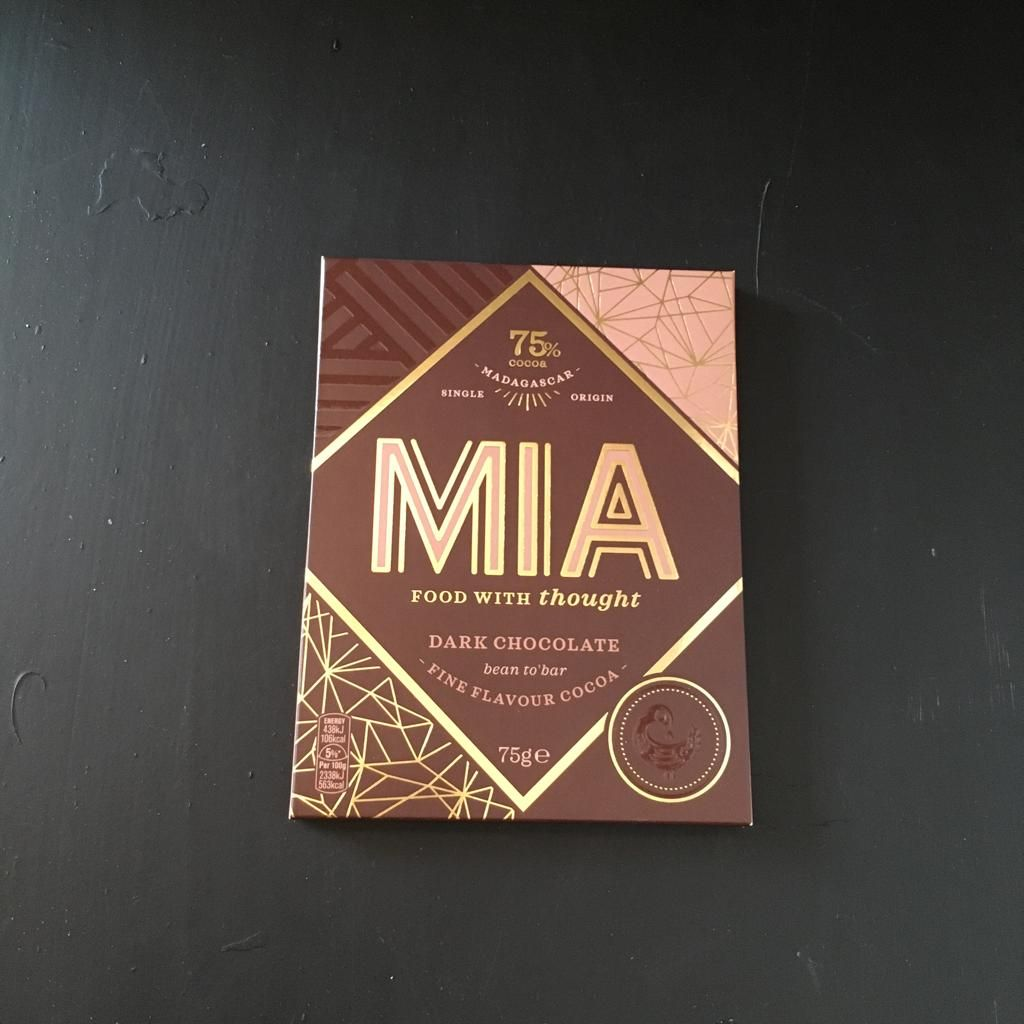 Mia Dark Chocolate