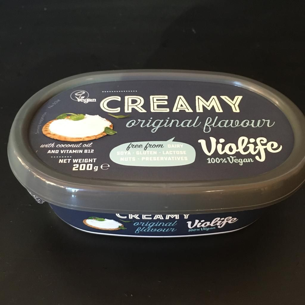 Vegan - Cream Cheese