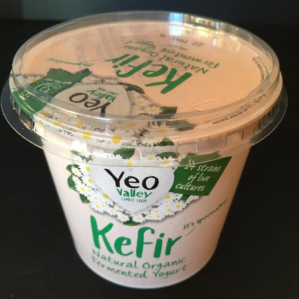 Yoghurt -  Kefir Natural Organic Fermented