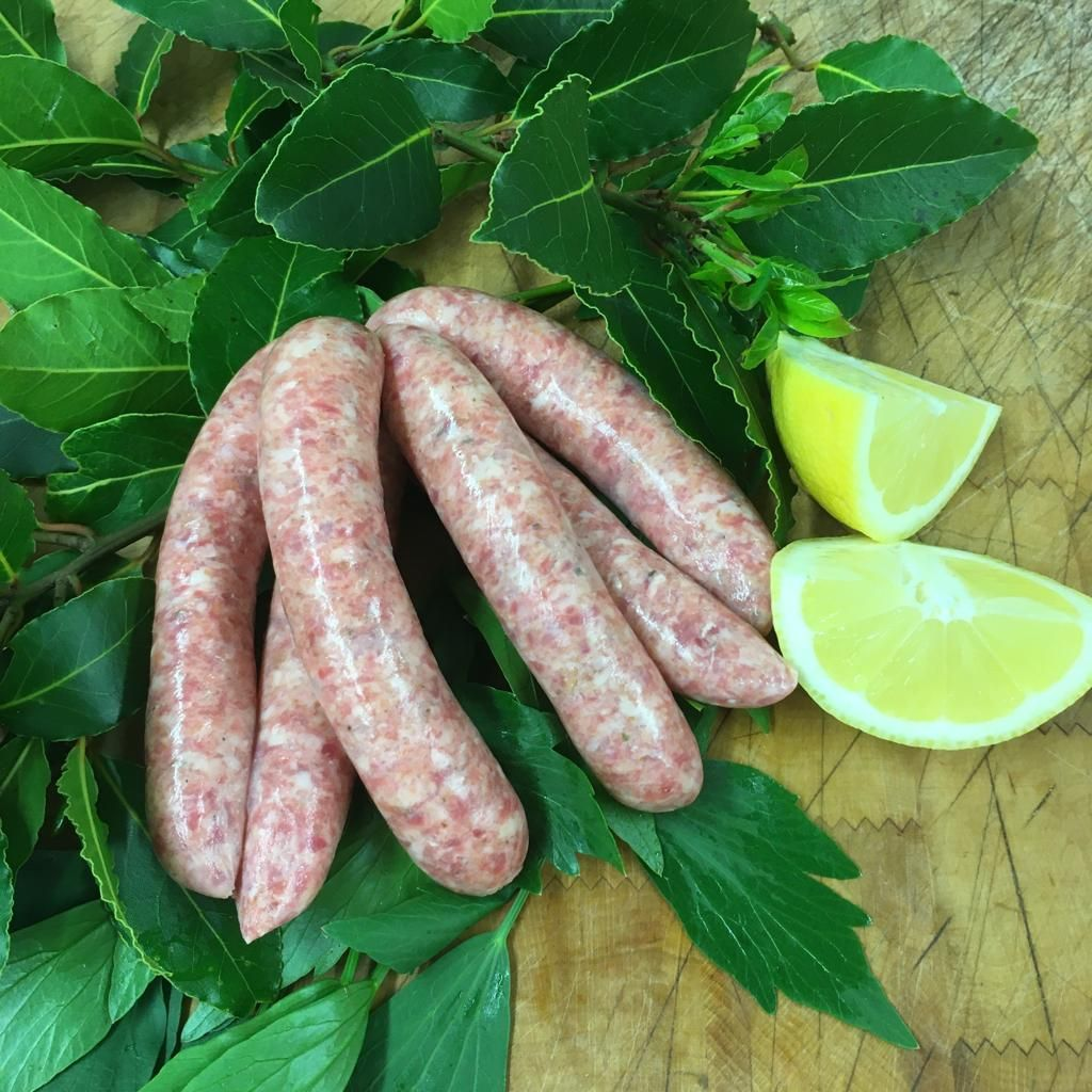 Sausages - Venison & Back
