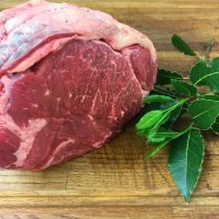 Beef - Organic Fore Rib of Beef - frozen