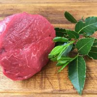 Beef - Organic Rolled Topside-