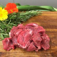 Lamb - Organic Diced Lamb - 500g
