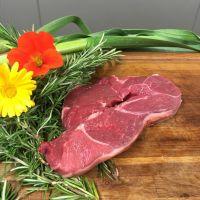 Lamb - Organic Leg Steak - 475g
