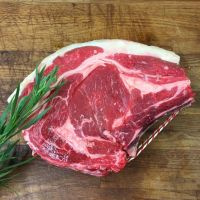 Beef - Organic Rib Roast on the Bone
