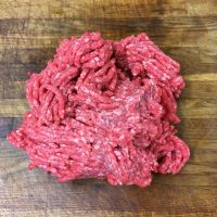 Beef -  Organic Mince (frozen)