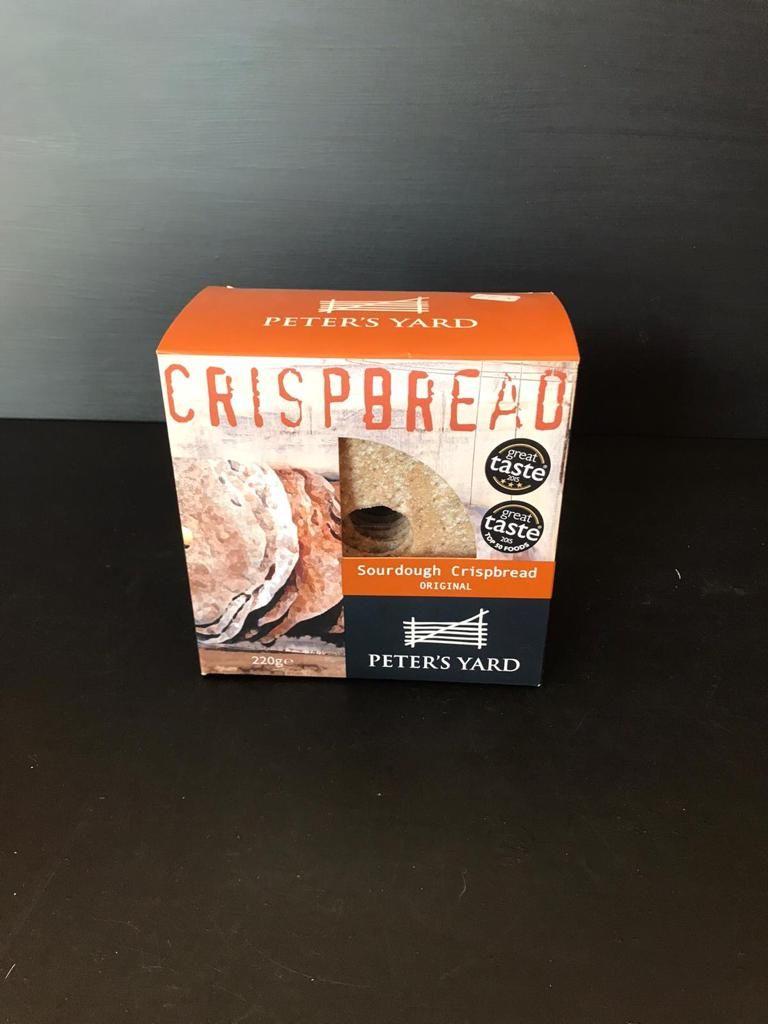 Crispbread - Sourdough