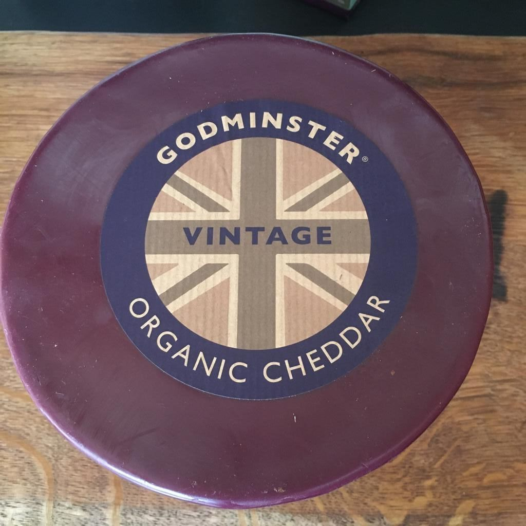 Cheese -  Organic Mature Cheddar