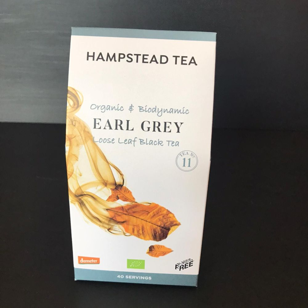 Teas - Organic Earl Grey