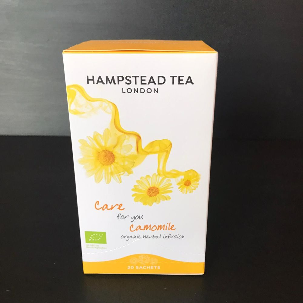 Teas -  Organic Camomile