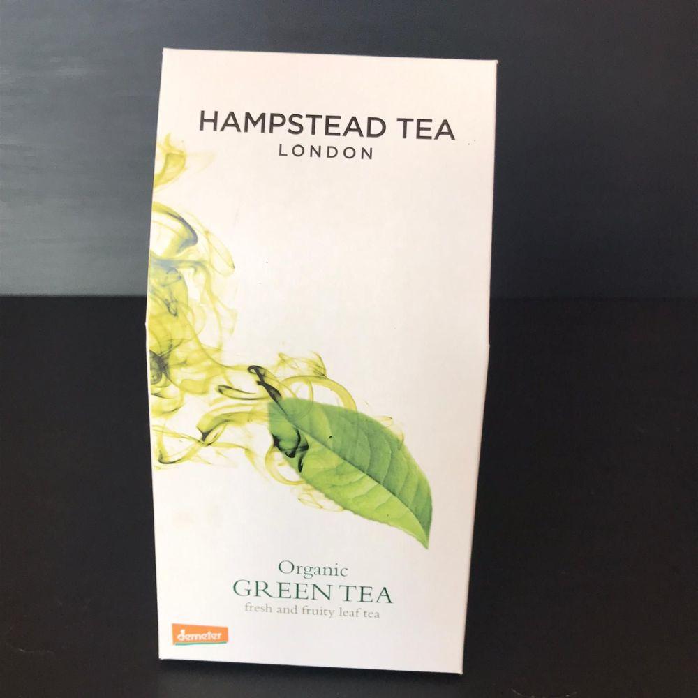 Teas -  Organic Green Leaf