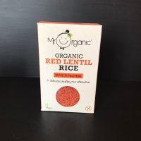 Rice - Red Lentil Rice