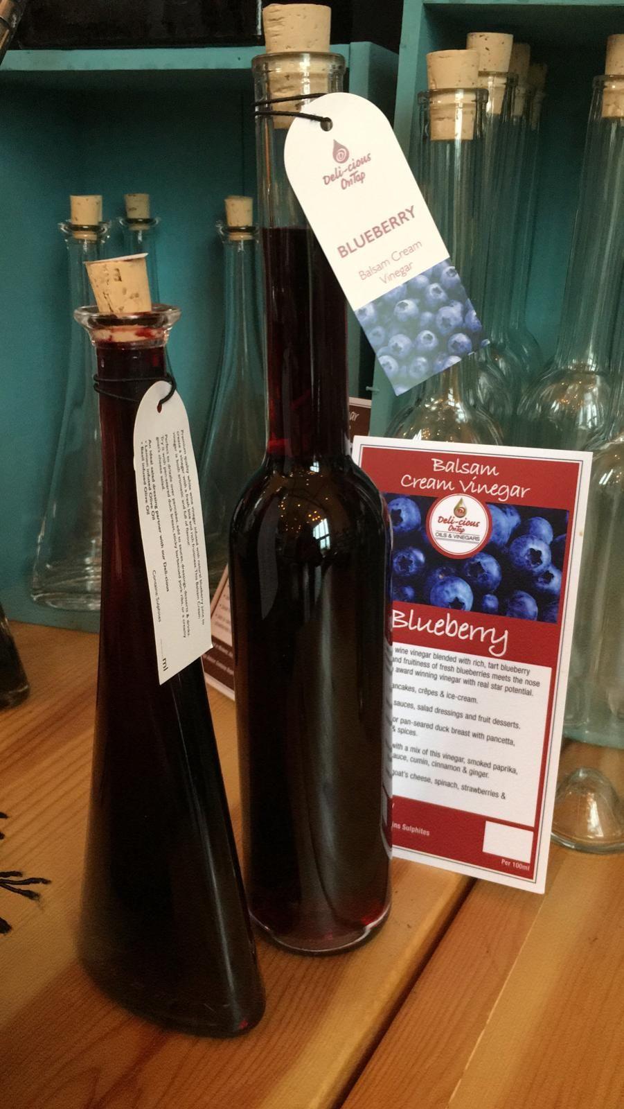 Vinegars - Gin & Date