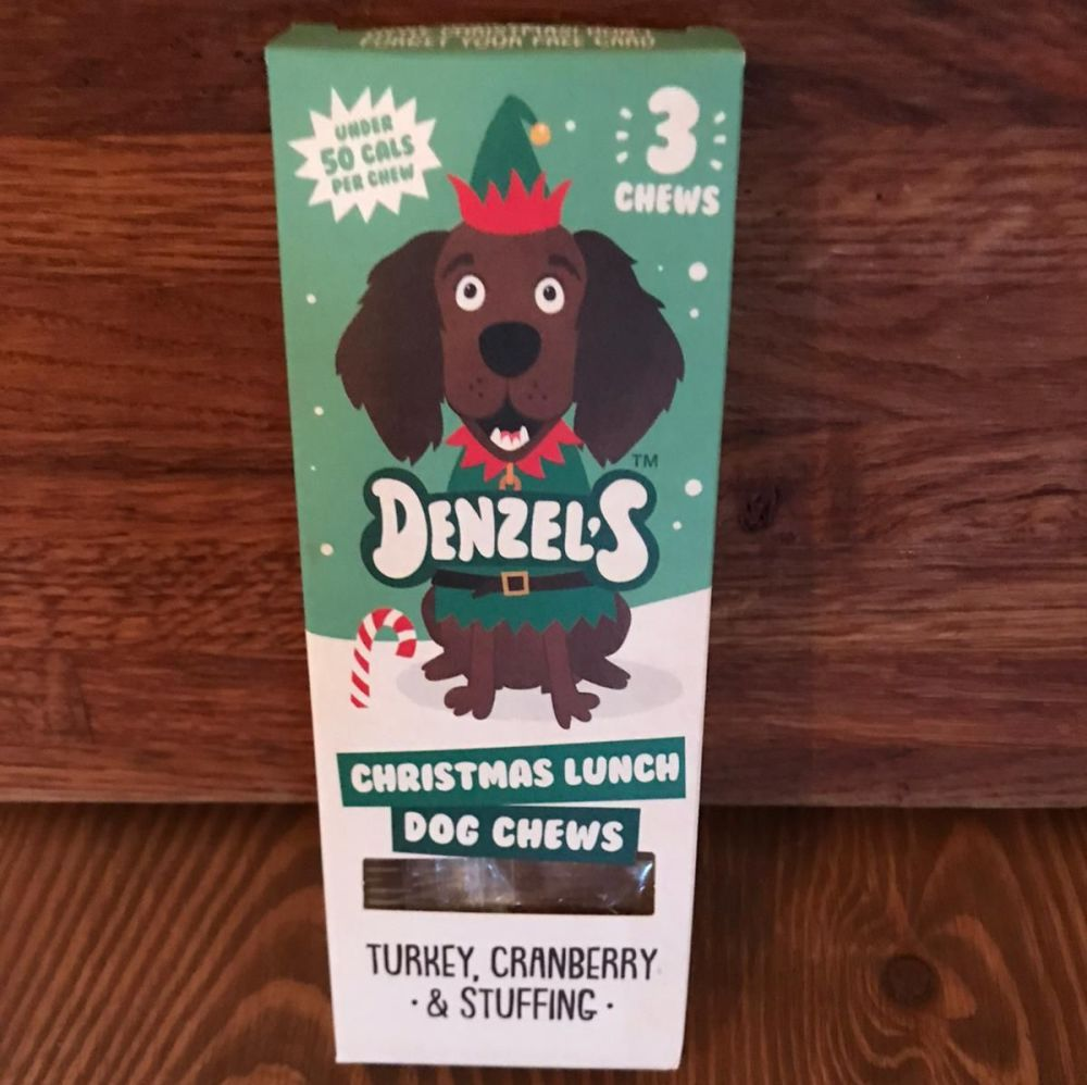 Dog Treats - Christmas Dinner
