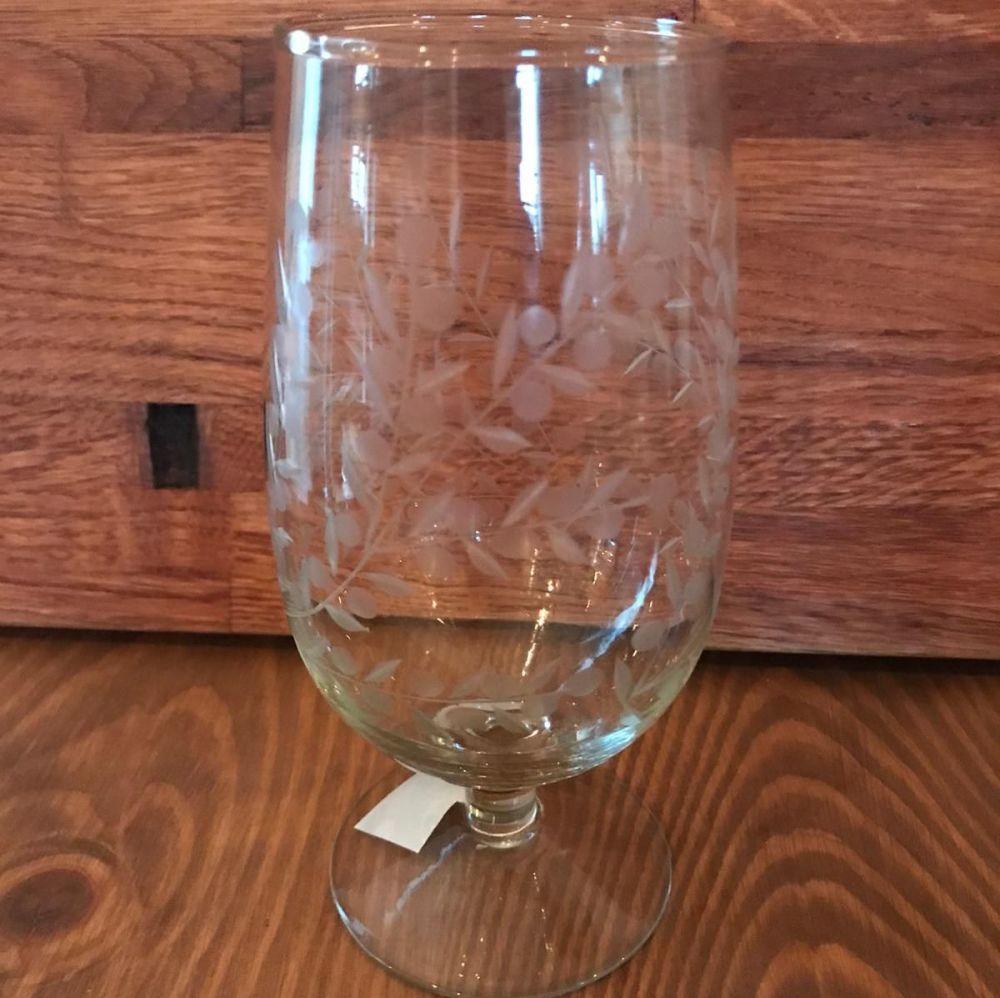 Glassware - Intaglio Drinks Glass
