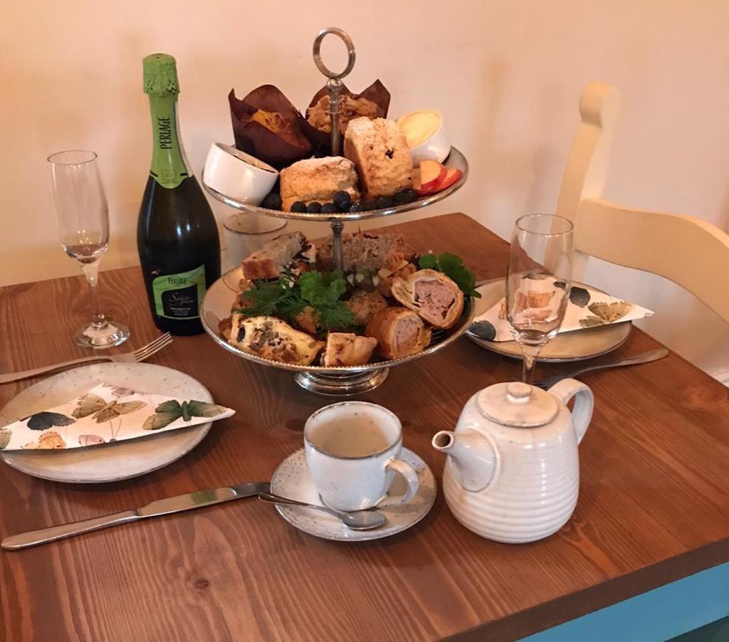 Afternoon Tea at Oakley Grange