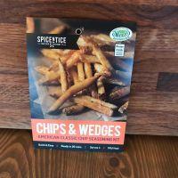 Spice/Seasoning Kits - Chips & Wedges