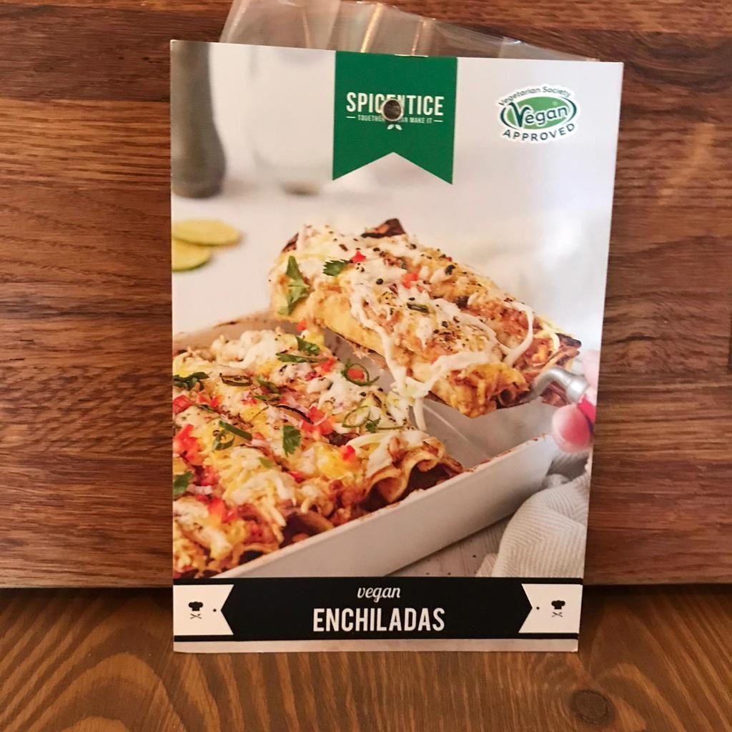 Spice/Seasoning Kits - Enchiladas