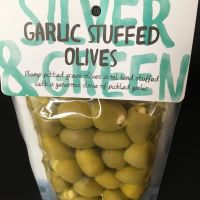 Olives - Garlic Stuffed