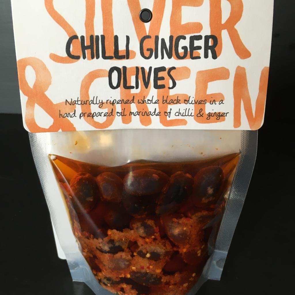 Olives - Chilli Ginger